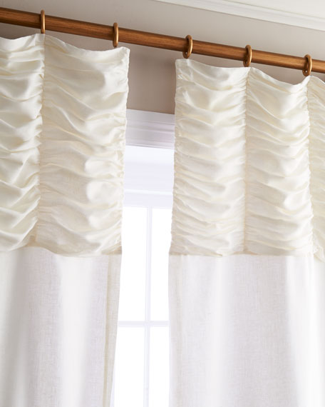 "Each 108""L Claribel Curtain"