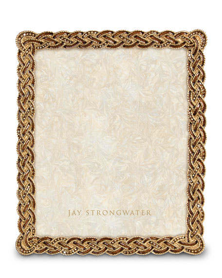 "Braided 8"" x 10"" Picture Frame"