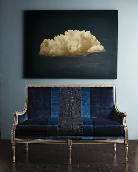 "Image 2 of 3: ""Cloud Dream"" Giclee on Canvas Wall Art"
