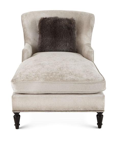 Bernhardt lane chaise for Bernhardt chaise