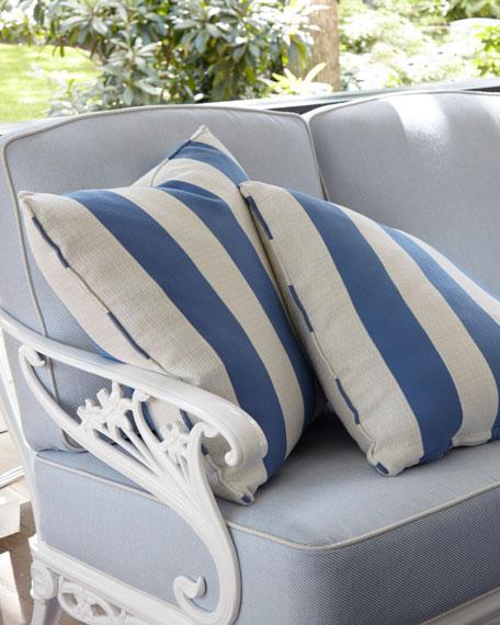 Stripe Outdoor Pillow