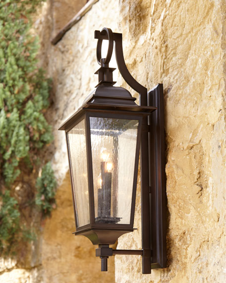 Image 1 of 2: Pavilion 3-Light Outdoor Lantern