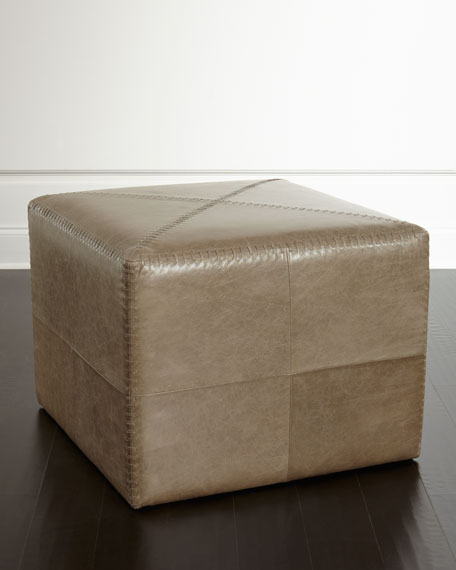Jamie Young Redondo Ottoman & Matching Items