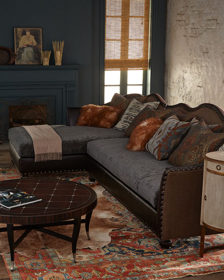 Brenda Left-Chaise Sectional Sofa