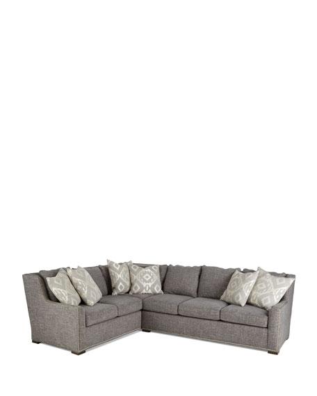 Bridget Right-Arm Sectional Sofa