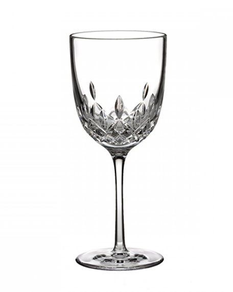 Waterford Crystal Lismore Encore White Wine Glass