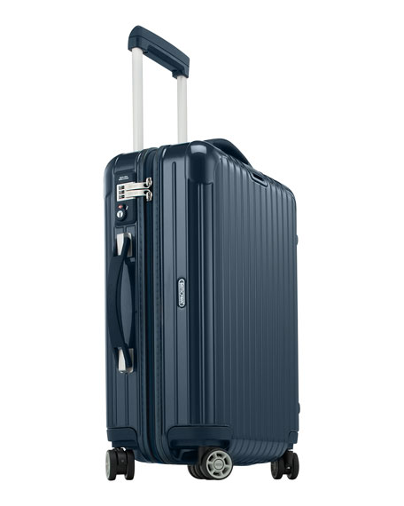 Salsa Deluxe Yachting Blue Cabin Multiwheel IATA Luggage