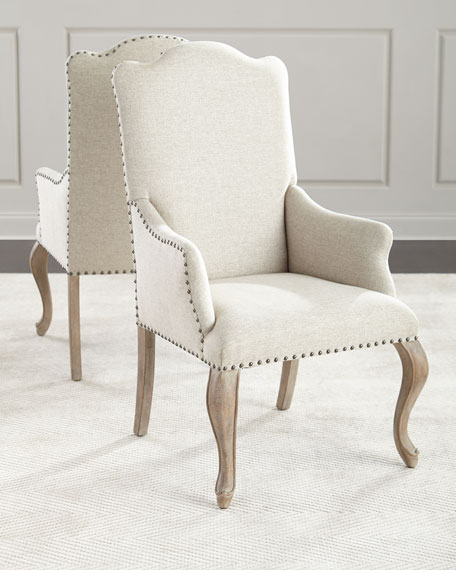 Ventura Armchairs, Set of 2