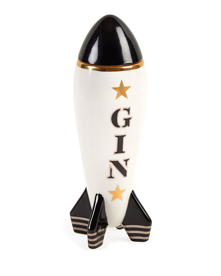 Jonathan Adler Gin Rocket Decanter
