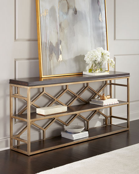 Hooker Furniture Garvey Console Table