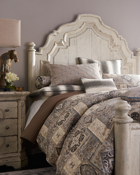 Adelina King Panel Bed