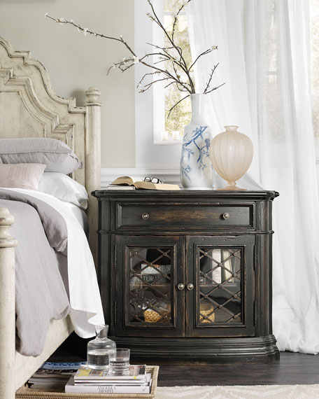 Hooker Furniture Annibelle 2-Door Nightstand