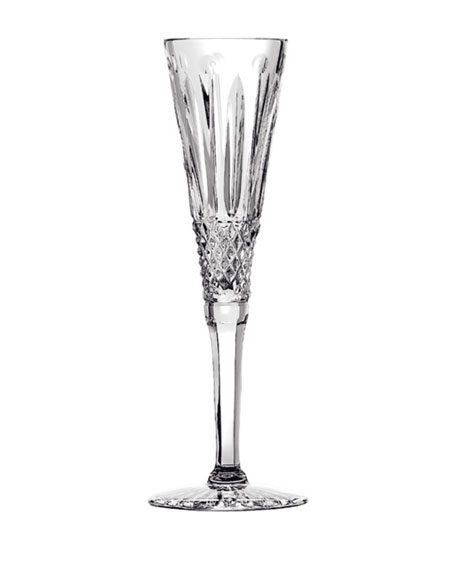 Saint Louis Crystal Tommy Vodka Flute