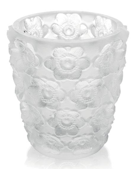 Lalique Anemones Votive