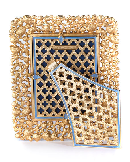 "Javier Bejeweled Picture Frame, 5"" x 7"""