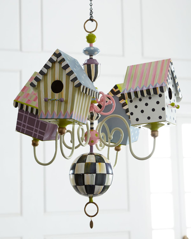 Mackenzie childs birdhouse chandelier neiman marcus arubaitofo Image collections