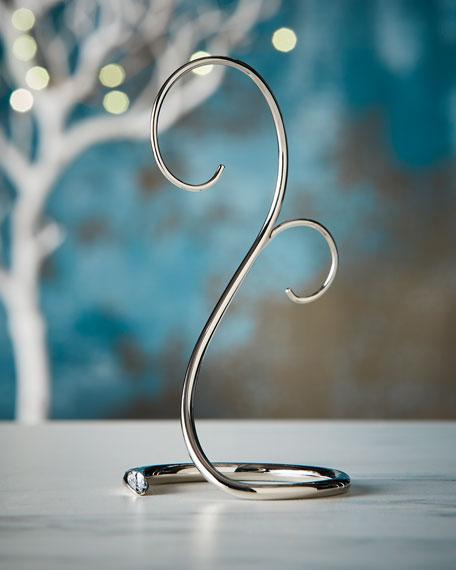 Swarovski Christmas Ornament Display Stand