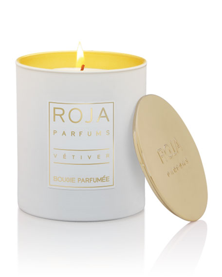 Roja Parfums Vétiver Candle, 7.8 oz. / 220