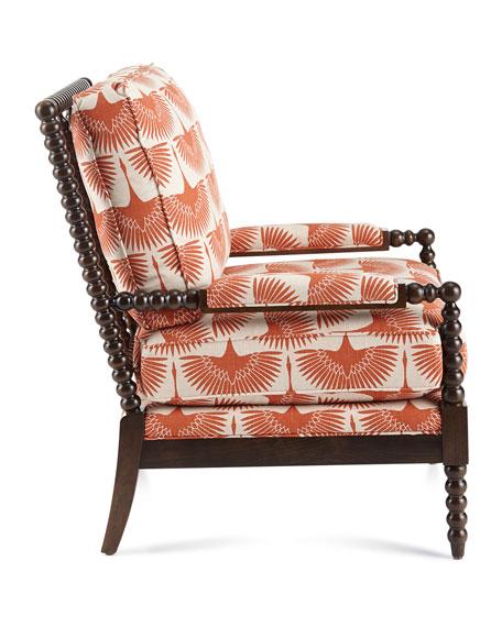 Bateman Spindle Chair