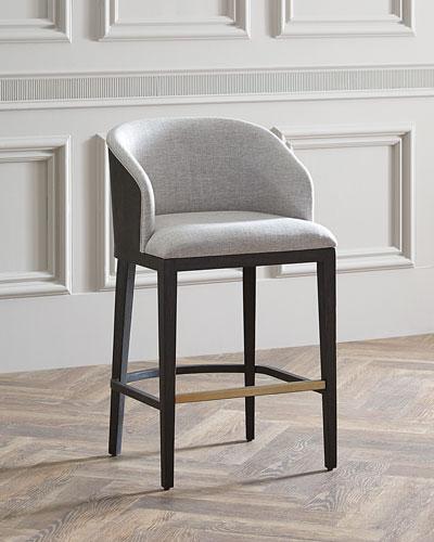 Laurie Upholstered Barstool