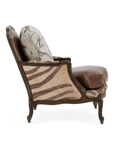 Joleen Zebra Chair