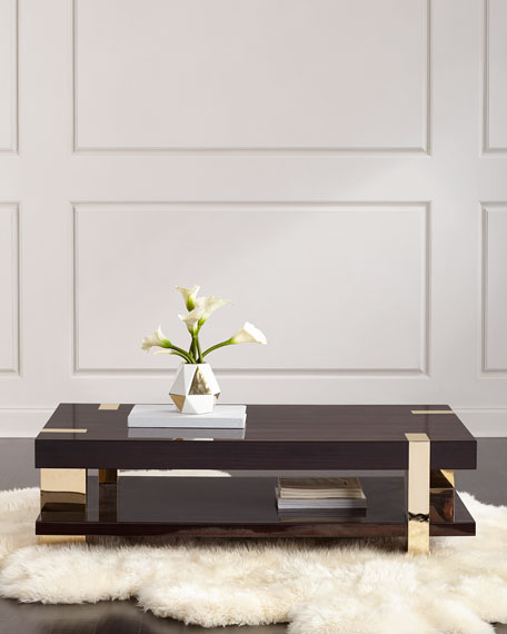 Interlude Home Talon Coffee Table