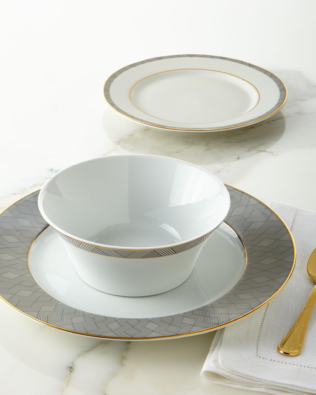 12-Piece Manhattan Dinnerware Service & Dishwasher Safe Portugal Dinnerware | Neiman Marcus