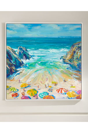RFA Fine Art Praia Pequina Giclee on Canvas Wall Art