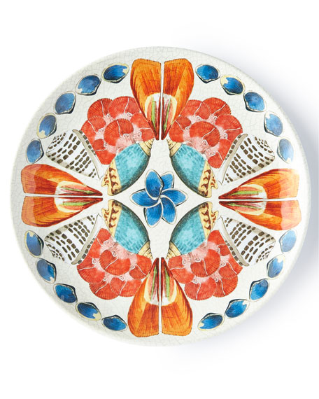 Juliska Oceanica Melamine Dessert/Salad Plate and Matching Items
