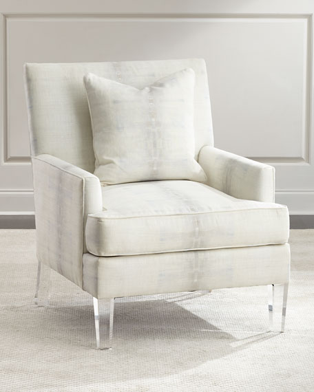 John-Richard Collection Carol Benson-Cobb Chair & Ottoman