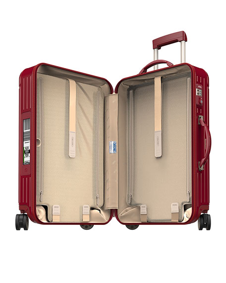 "Salsa Deluxe Electronic Tag Red 29"" Multiwheel Luggage"
