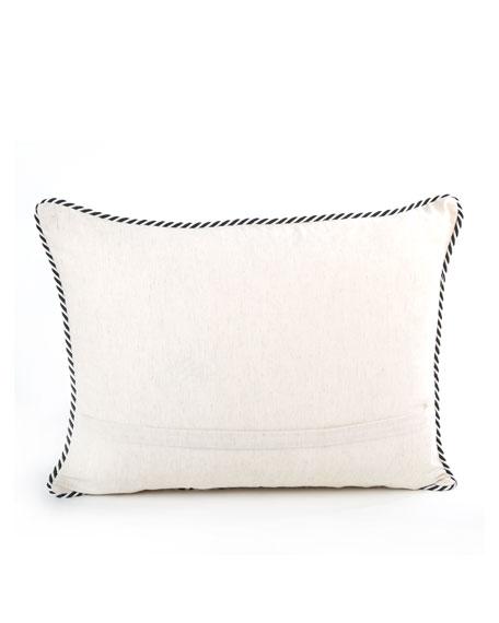 MacKenzie-Childs Farm Pillow