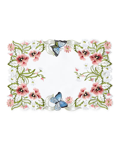 Monarch Placemats, Set of 4