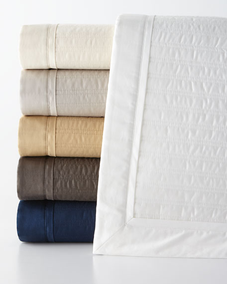 Full/Queen Reed Coverlet