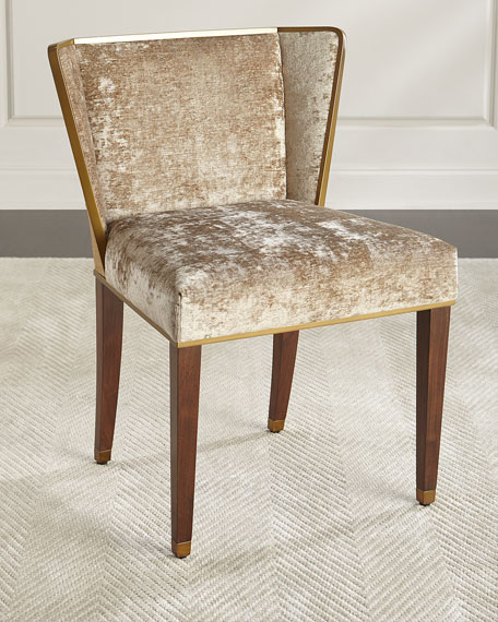 Ann Gish for Global Views D'oro Accent Chair