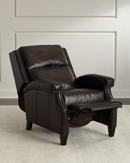 Hastings Leather Recliner