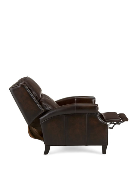 Hastings Leather Recliner  sc 1 st  Neiman Marcus : bernhardt recliner - islam-shia.org