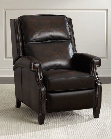 Bernhardt Hastings Leather Recliner