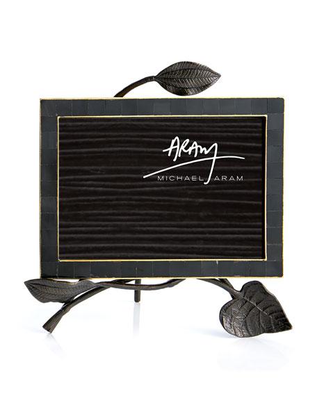 Michael Aram Rainforest Luxe Convertible Easel Frame