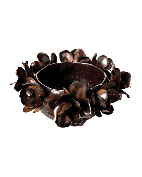 Jan Barboglio Blooming Boll Decorative Bowl