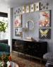 Global Views Etoile Wall Decor, 12-Piece Set