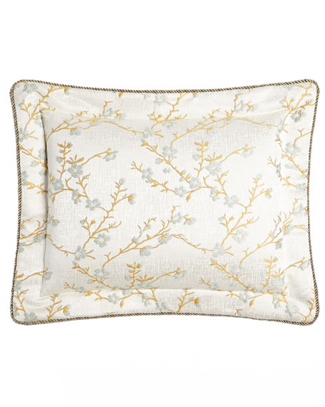 Austin Horn Collection King Blossom Sham