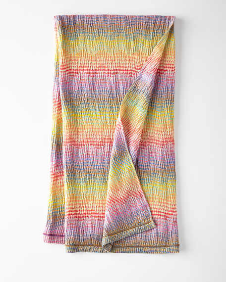 Missoni Home Tatiana & Terrell Throws