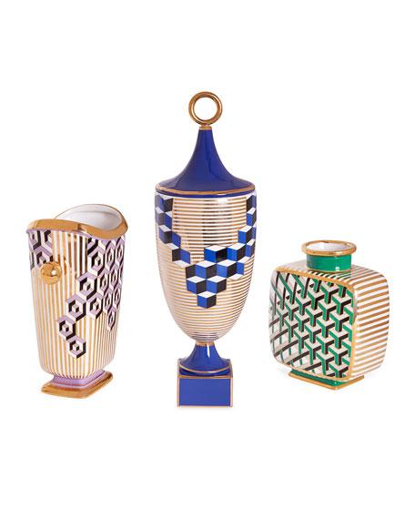 Jonathan Adler Versailles Cube Urn