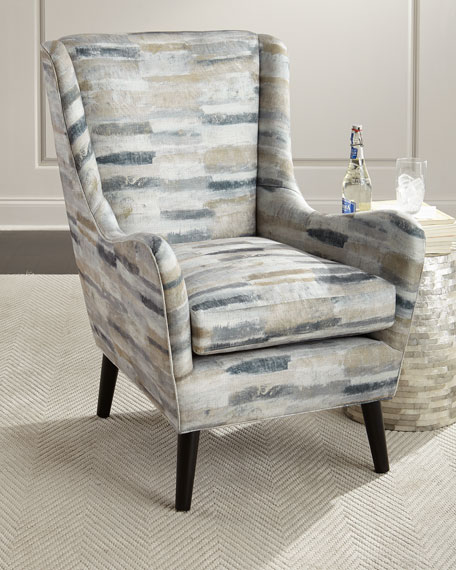 Tanna High-Back Accent Chair