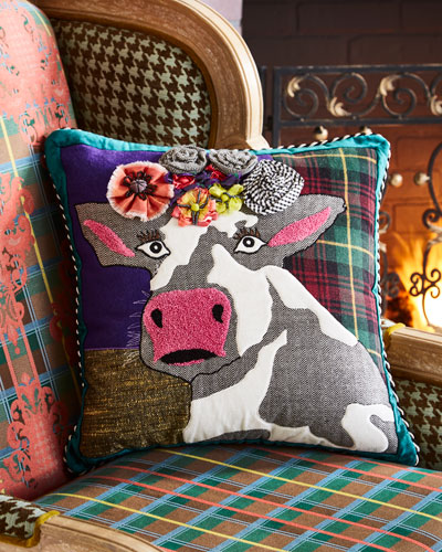 Frida Cowlo Pillow