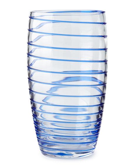 Neiman Marcus Spiral Juice Glasses, Set of 4