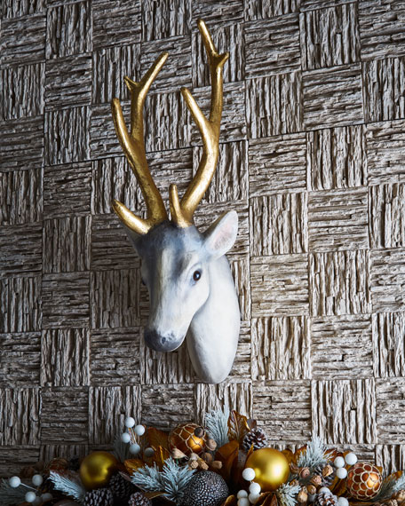 Stag Trophy Wall Mount