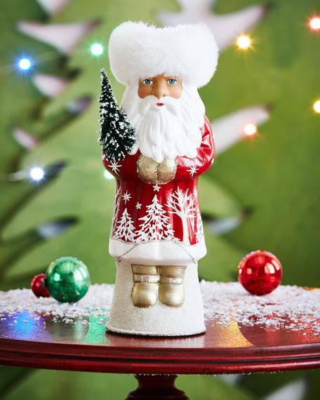 """""""Russian Santa"""" Collectible Figurine"""