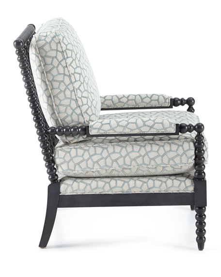 Massoud Carden Spindle Chair